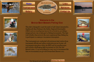 Picture of the Bronze Back Bassers Fishing Club Website Home Page