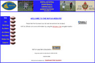 Picture of the Nova Scotia Football Officals Association Website Home Page